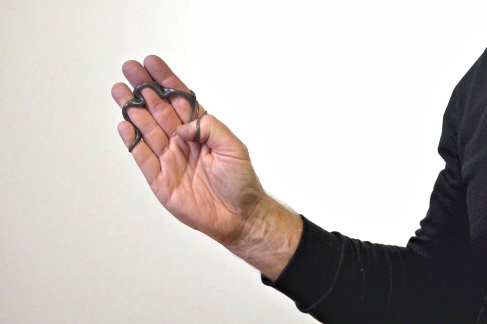Thumb to Base Finger - Power Fingers Exercise